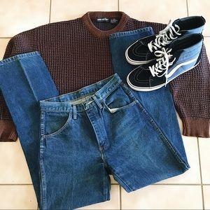 Vintage Men's Rustler Jeans Size 30